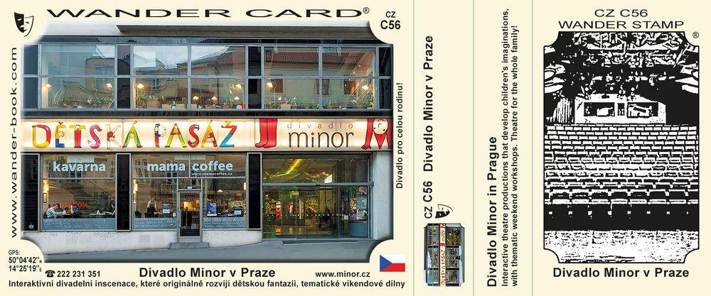 Divadlo Minor v Praze