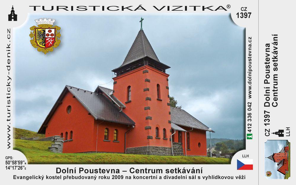 Dolní Poustevna - Centrum setkávání
