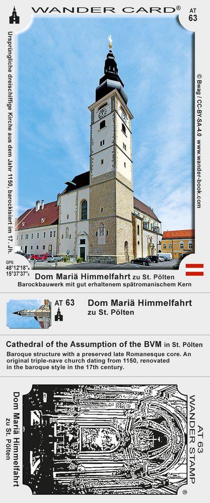 Dom Mariä Himmelfahrt zu St. Pölten