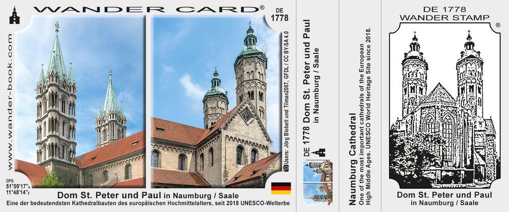 Dom St. Peter und Paul in Naumburg / Saale