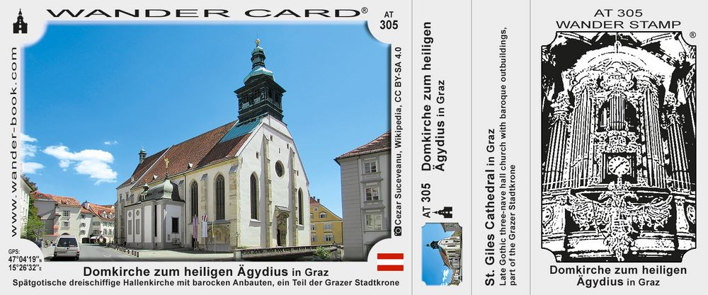 Domkirche zum heiligen Ägydius in Graz