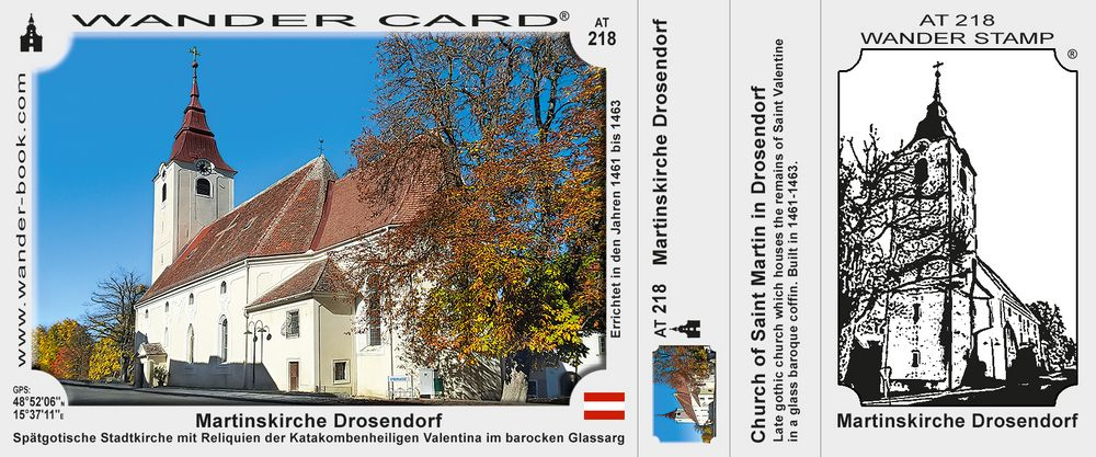 Martinskirche Drosendorf