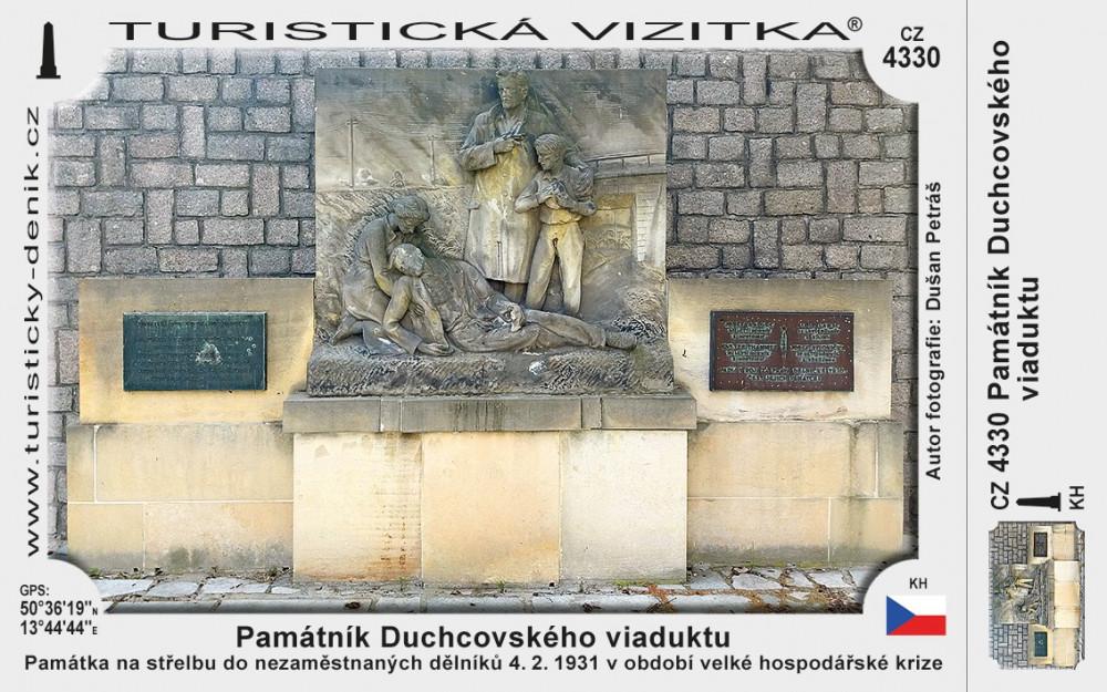 Památník Duchcovského viaduktu