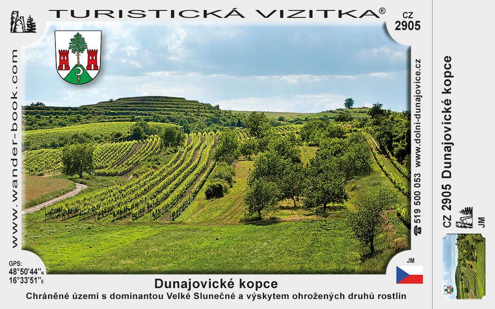 Dunajovické kopce