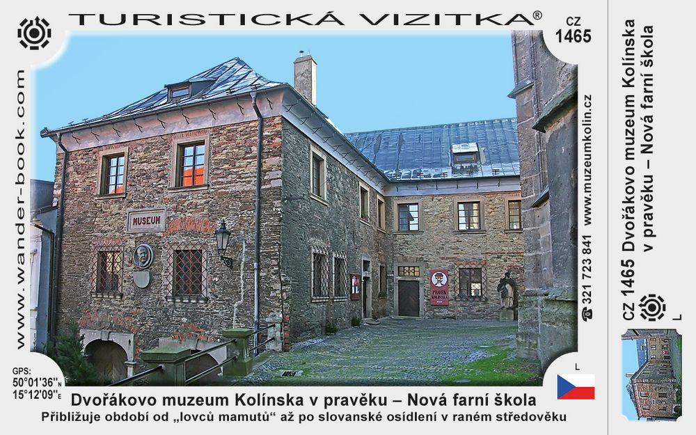 Dvořákovo muzeum Kolínska v pravěku