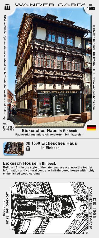 Einbeck Eickesches Haus