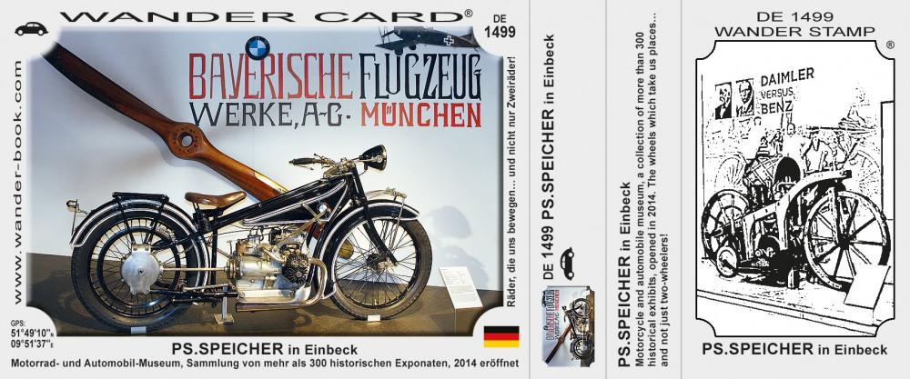 PS.SPEICHER in Einbeck