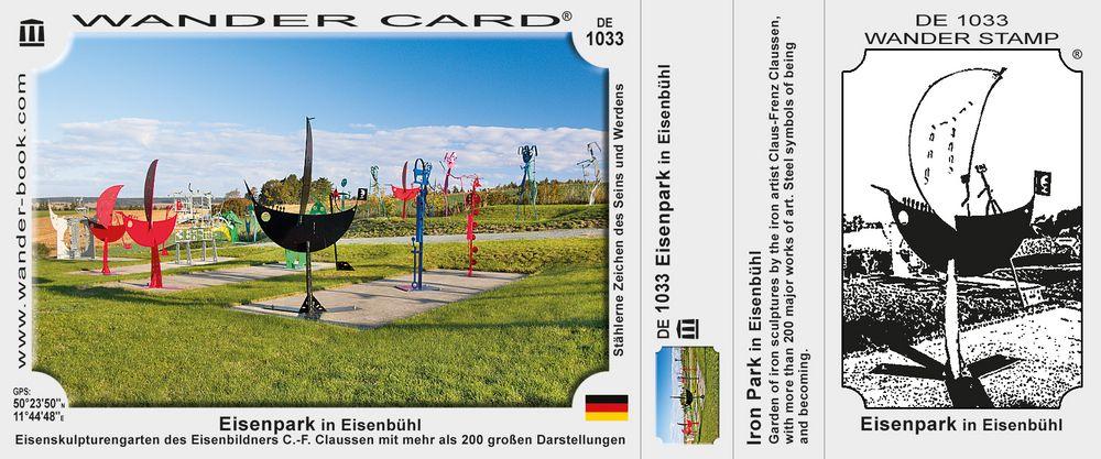 Eisenpark in Eisenbühl