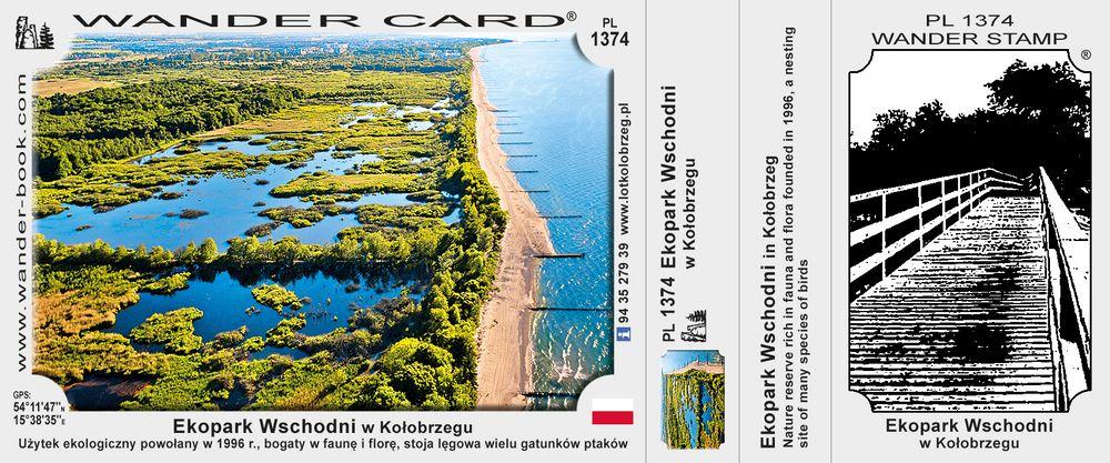 Ekopark Wschodni w Kołobrzegu