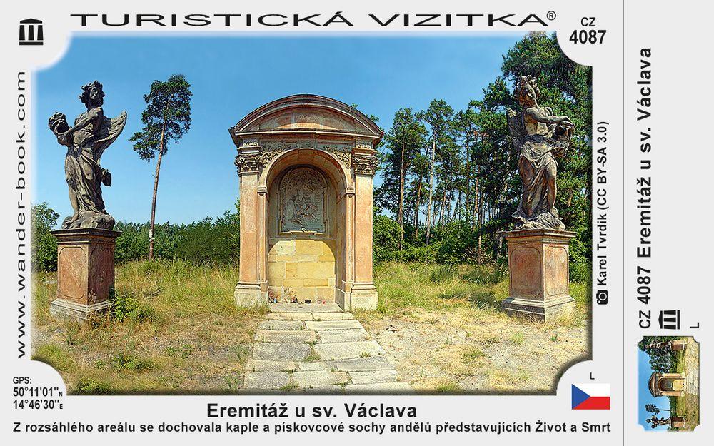 Eremitáž u sv. Václava