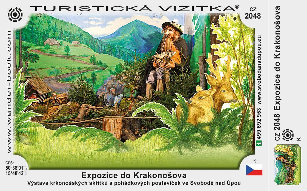 Expozice do Krakonošova