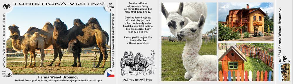 Farma Wenet Broumov