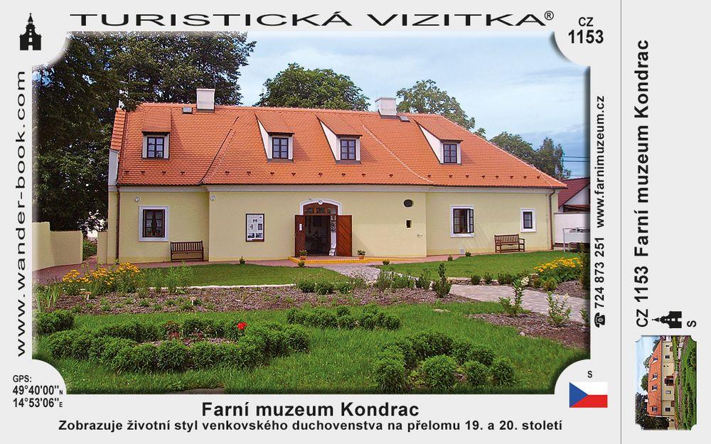 Farní muzeum Kondrac