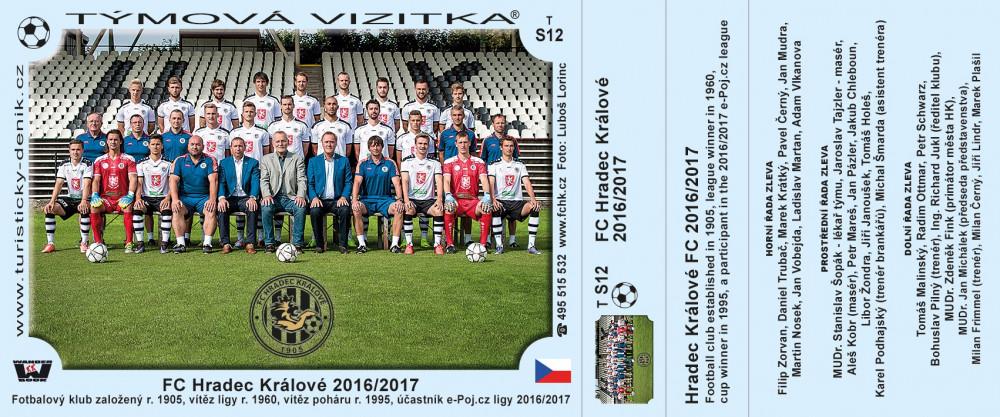 FC Hradec Králové 2016/2017