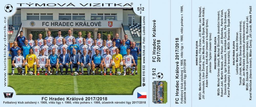 FC Hradec Králové 2017/2018