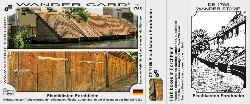 Fischkästen Forchheim