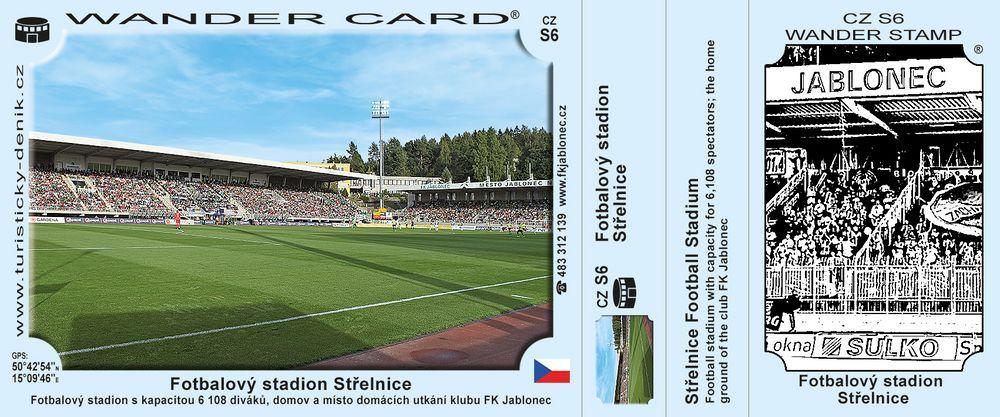 Fotbalový stadion Střelnice