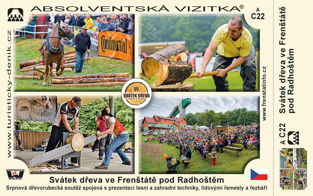 Frenštát svátek dřeva