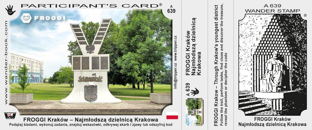 FROGGI Kraków – Najmłodszą dzielnicą Krakowa