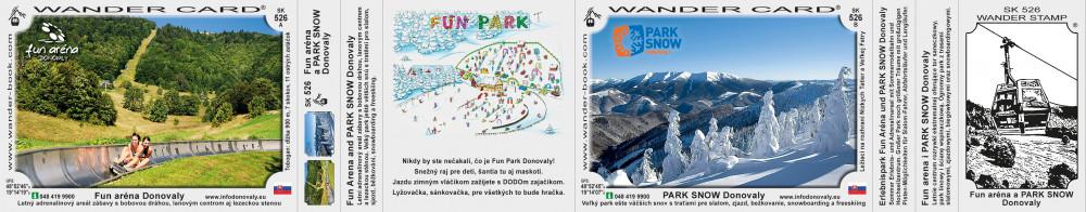 Fun aréna a PARK SNOW Donovaly