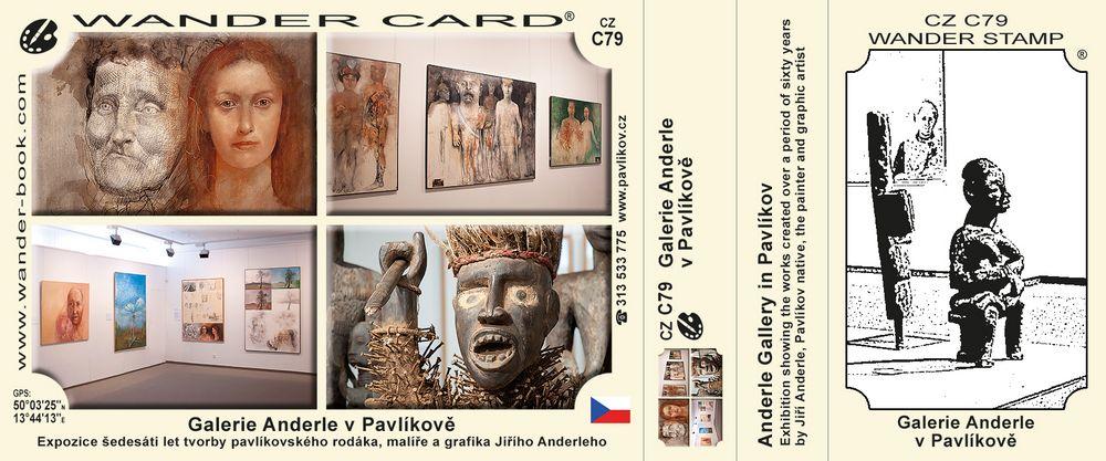 Galerie Anderle v Pavlíkově