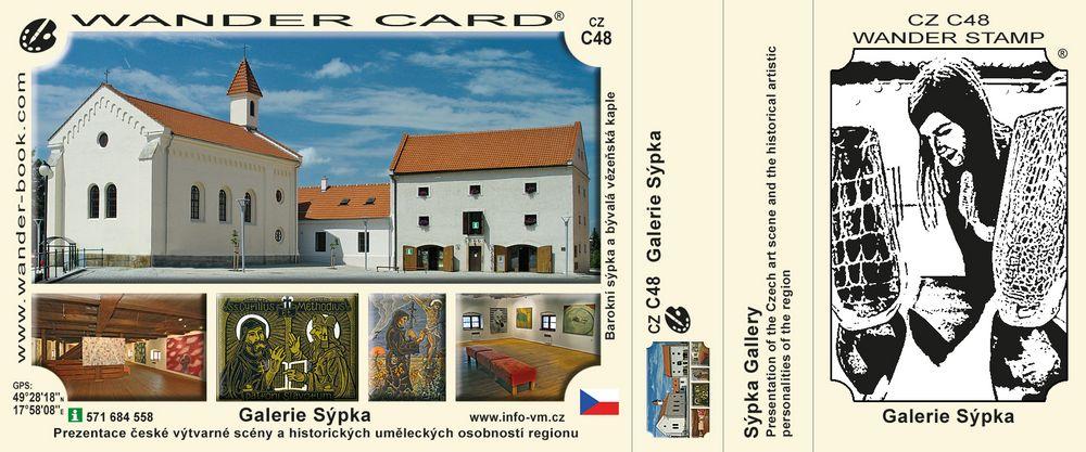 Galerie Sýpka ve Valašském Meziříčí
