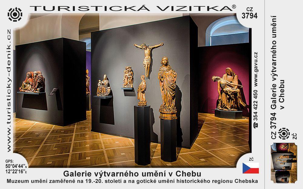 Galerie výtvarného umění v Chebu