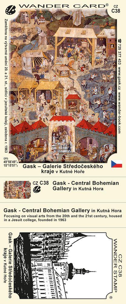 Gask – Galerie Středočeského kraje v Kutné Hoře