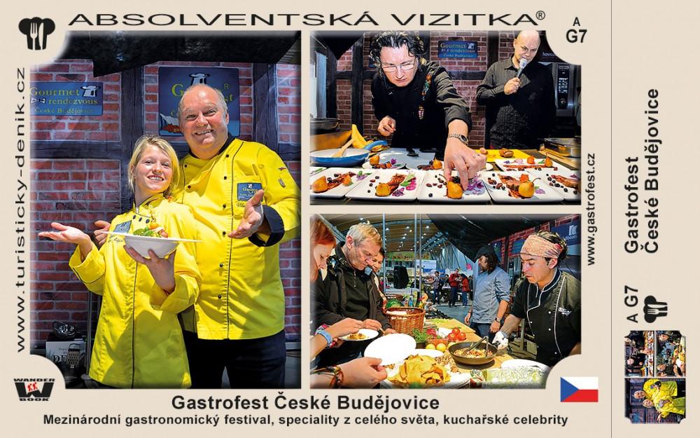 Gastrofest České Budějovice