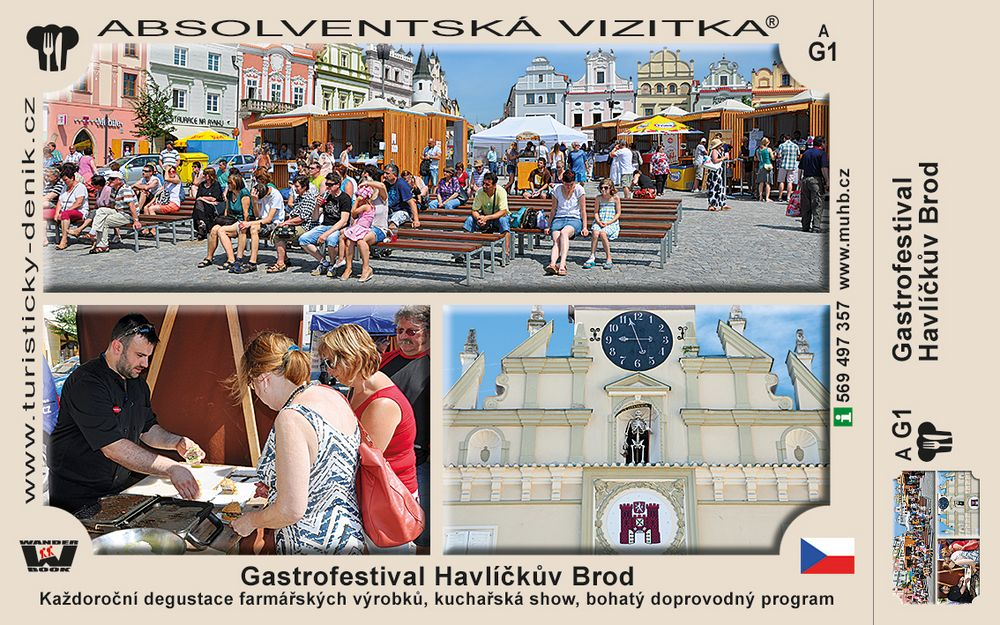 Gastrofestival Havlíčkův Brod