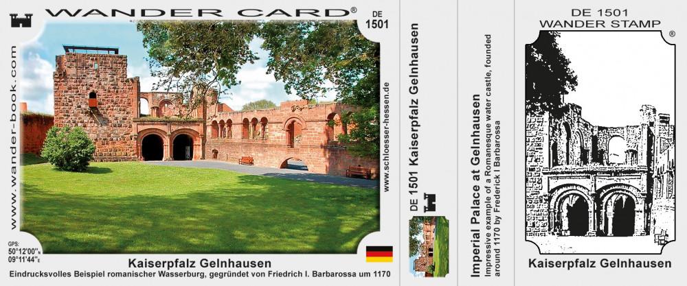 Kaiserpfalz Gelnhausen