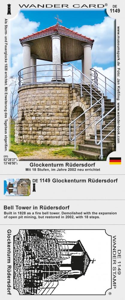 Glockenturm Rüdersdorf