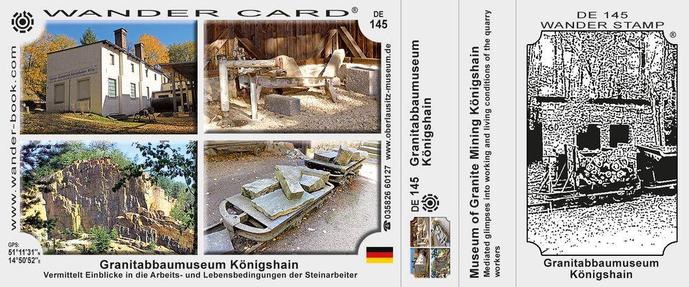 Granitabbaumuseum Königshain