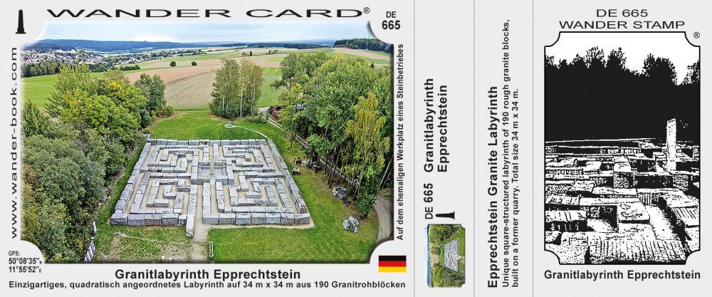 Granitlabyrinth Epprechtstein