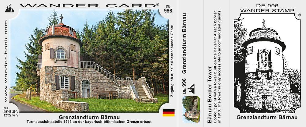 Grenzlandturm Bärnau