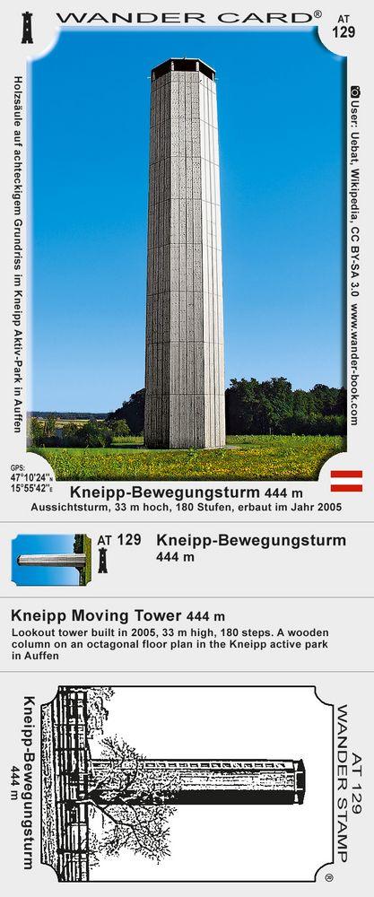 Kneipp-Bewegungsturm