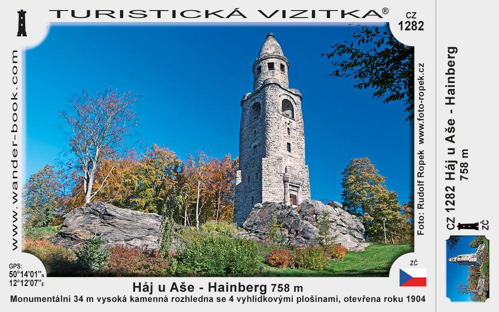 Háj u Aše – Hainberg