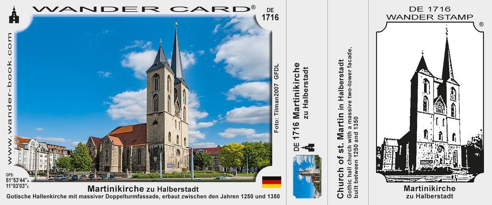 Martinikirche zu Halberstadt