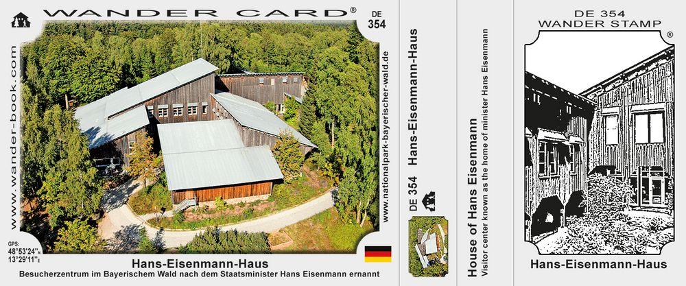 Hans-Eisenmann-Haus Neuschönau