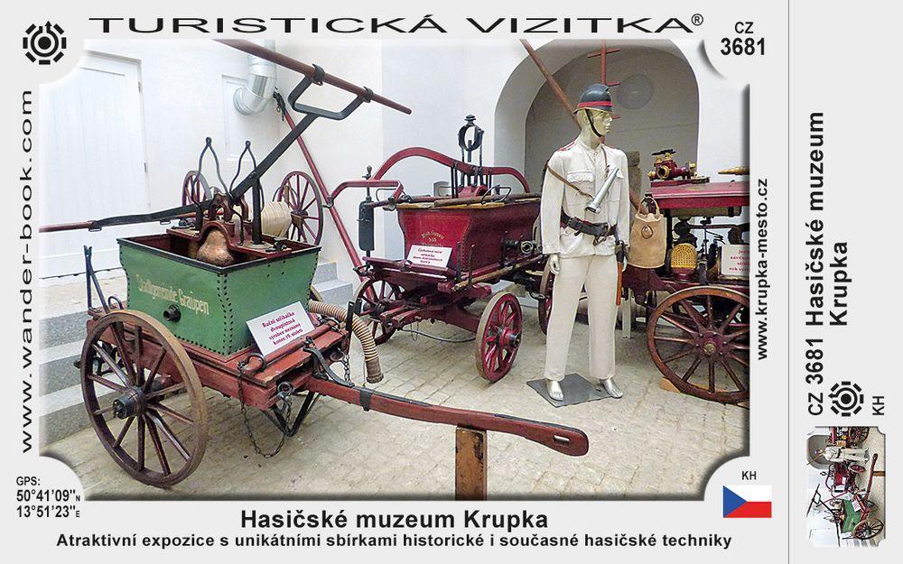 Hasičské muzeum Krupka