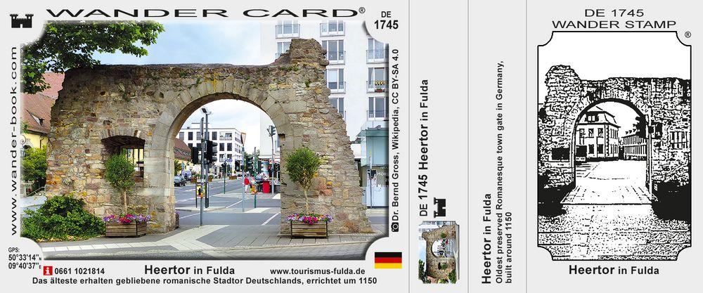 Heertor in Fulda