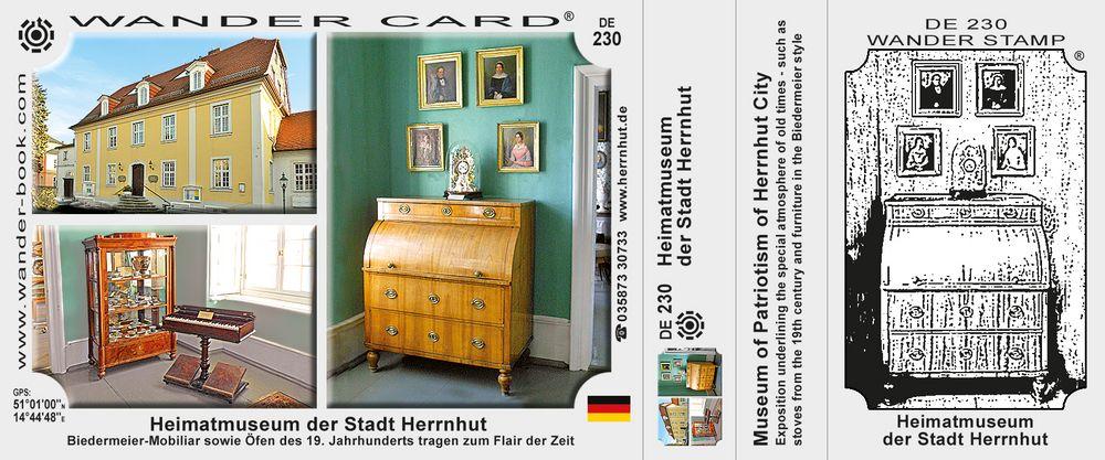 Heimatmuseum der Stadt Herrnhut