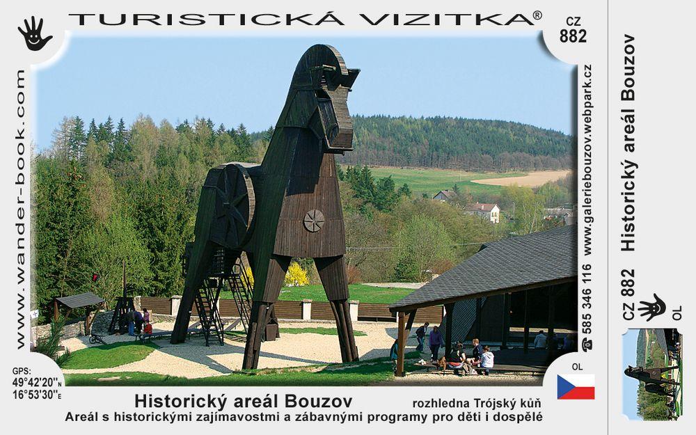 Historický areál Bouzov