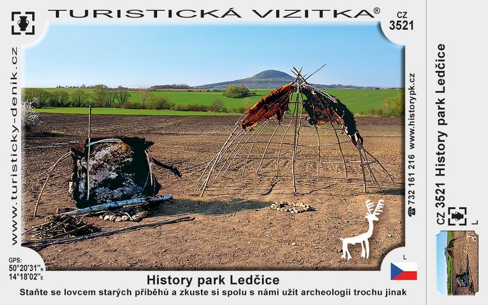 HistoryPark Ledčice