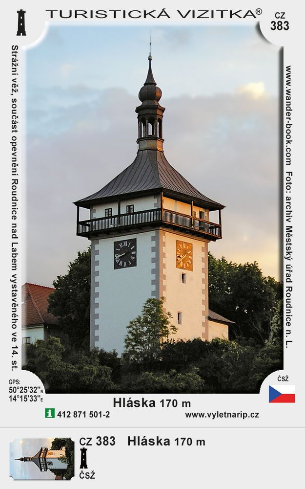 Hláska v Roudnici nad Labem