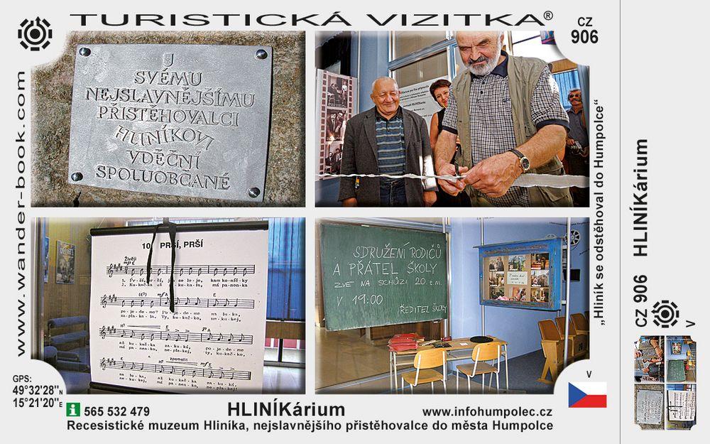 HLINÍKárium – recesistické muzeum Hliníka