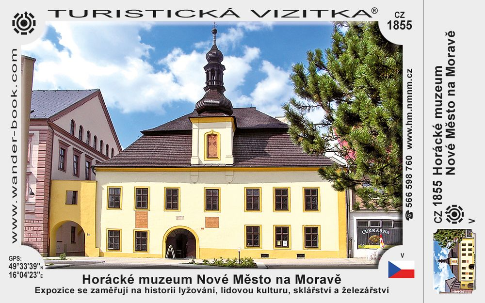 Horácké muzeum Nové Město na Moravě