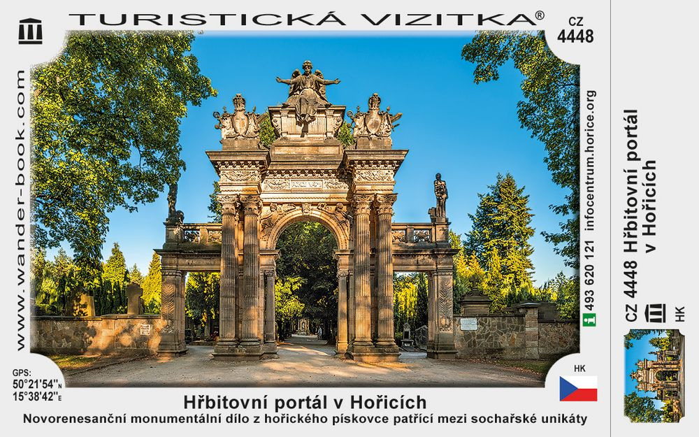 Hořice portál