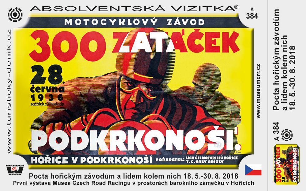 Hořice výstava Czech Road Racingu