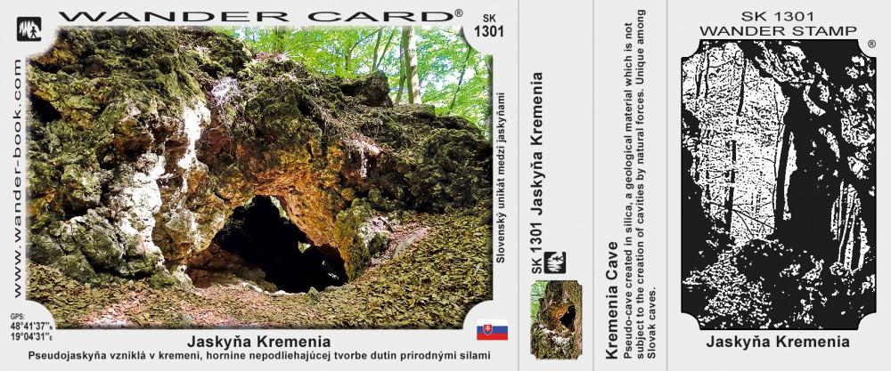 Jaskyňa Kremenia
